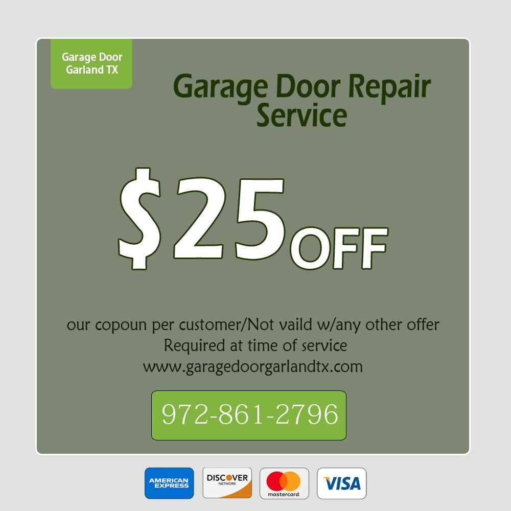 Garage Door Garland Tx Quick Repair Services 24 7
